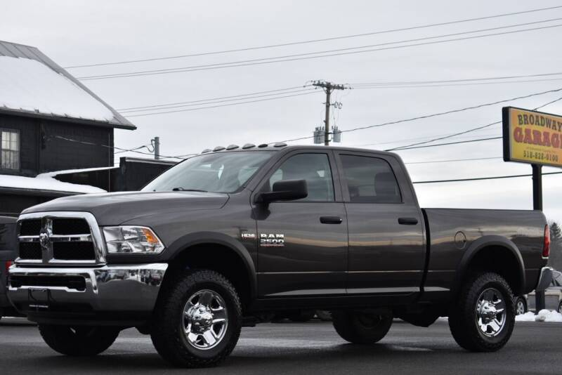 2017 RAM Ram Pickup 2500 for sale at Broadway Garage of Columbia County Inc. in Hudson NY