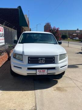 2008 Honda Ridgeline for sale at E-Z Pay Used Cars in McAlester OK