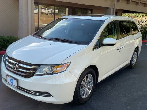 2015 Honda Odyssey for sale at GO AUTO BROKERS in Bellevue WA