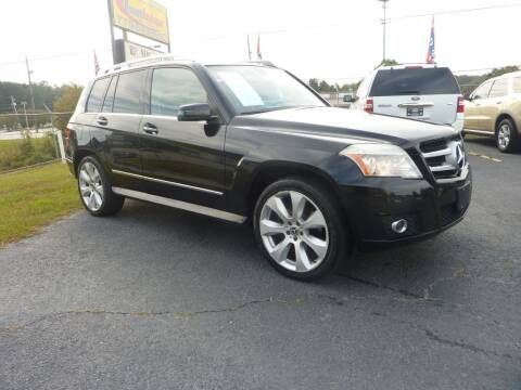 2010 Mercedes-Benz GLK for sale at Roswell Auto Imports in Austell GA