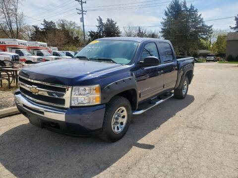2009 Chevrolet Silverado 1500 for sale at AMAZING AUTO SALES in Marengo IL