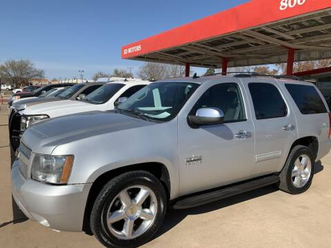 2011 Chevrolet Tahoe for sale at KD Motors in Lubbock TX