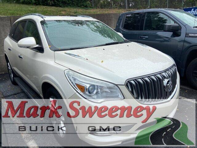 2014 Buick Enclave for sale at Mark Sweeney Buick GMC in Cincinnati OH