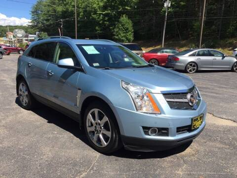 2011 Cadillac SRX for sale at Bladecki Auto in Belmont NH