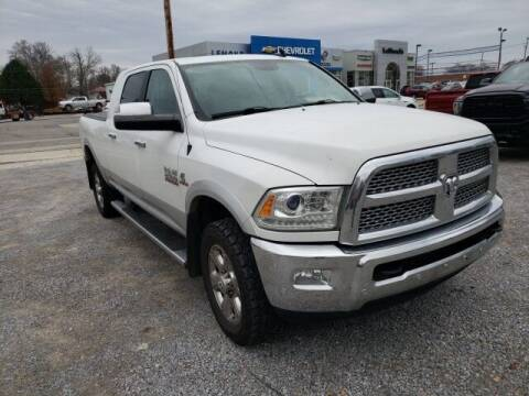 2016 RAM Ram Pickup 2500 for sale at LeMond's Chevrolet Chrysler in Fairfield IL