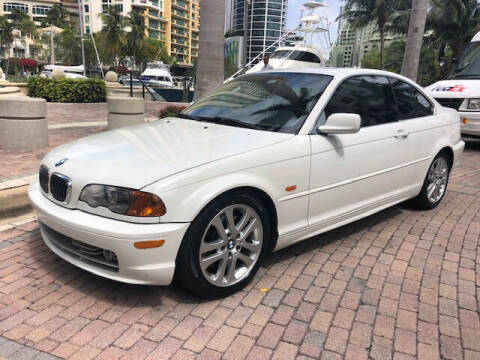 2002 BMW 3 Series for sale at Florida Cool Cars in Fort Lauderdale FL