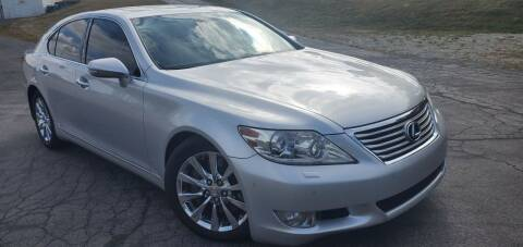 2010 Lexus LS 460 for sale at Sinclair Auto Inc. in Pendleton IN
