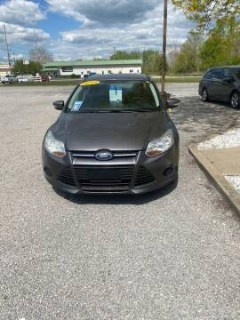 2013 Ford Focus for sale at Wallers Auto Sales LLC in Dover OH