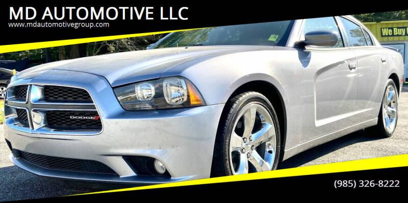 2014 Dodge Charger for sale at MD AUTOMOTIVE LLC in Slidell LA