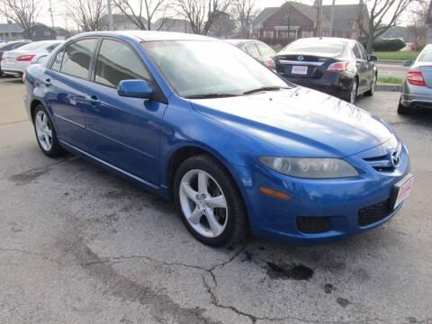 2008 Mazda MAZDA6 for sale at St. Mary Auto Sales in Hilliard OH