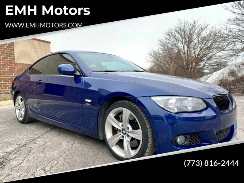 2011 BMW 3 Series for sale at EMH Motors in Rolling Meadows IL
