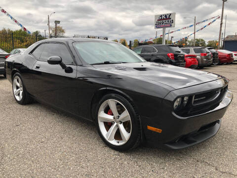 2008 Dodge Challenger for sale at SKY AUTO SALES in Detroit MI