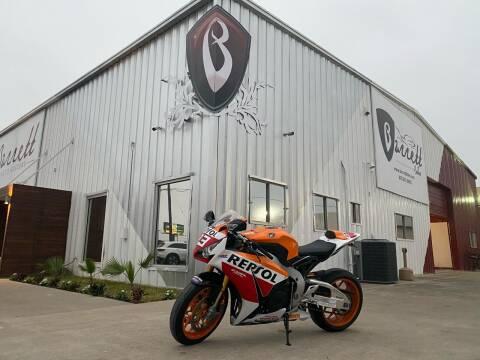 2015 Honda CBR1000 for sale at Barrett Bikes LLC in San Juan TX
