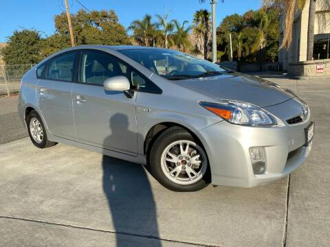 2010 Toyota Prius for sale at Luxury Auto Lounge in Costa Mesa CA