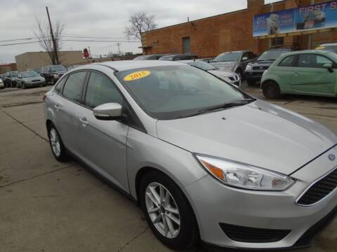 2015 Ford Focus for sale at Liberty Auto Show in Toledo OH