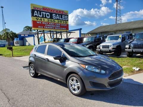 2019 Ford Fiesta for sale at Mox Motors in Port Charlotte FL
