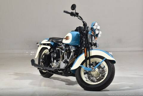 2005 Harley-Davidson Springer for sale at Motorcar Classics in Farmingdale NY