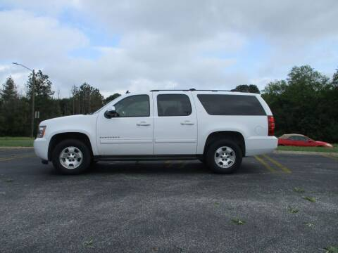 2012 Chevrolet Suburban for sale at A & P Automotive in Montgomery AL