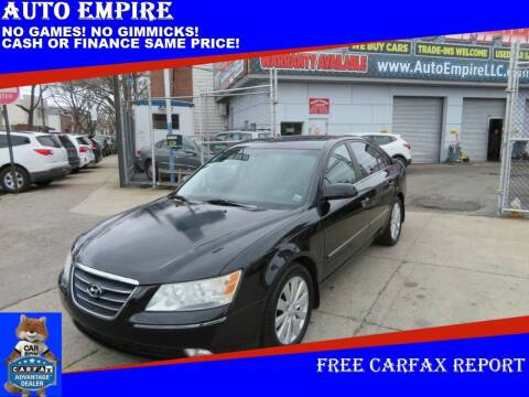 2009 Hyundai Sonata for sale at Auto Empire in Brooklyn NY