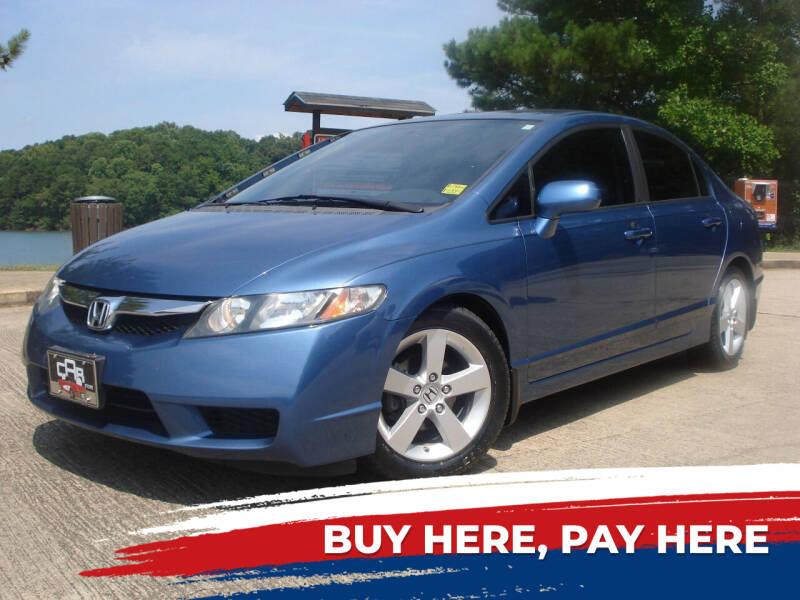 2010 Honda Civic for sale at Car Store Of Gainesville in Oakwood GA