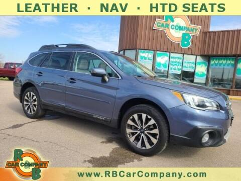 2017 Subaru Outback for sale at R & B Car Company in South Bend IN