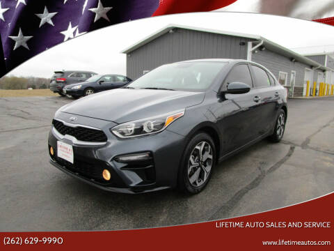 2019 Kia Forte for sale at Lifetime Auto Sales and Service in West Bend WI