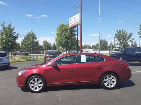 2010 Buick LaCrosse for sale at New Deal Used Cars in Spokane Valley WA