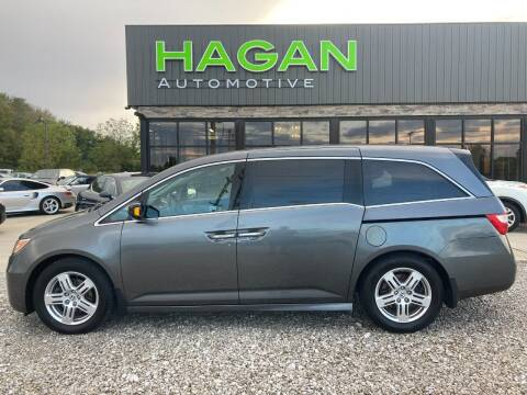 2011 Honda Odyssey for sale at Hagan Automotive in Chatham IL