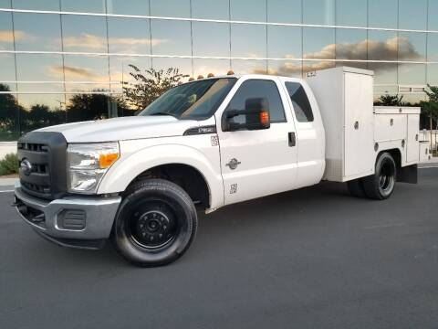 2015 Ford F-350 Super Duty for sale at San Diego Auto Solutions in Escondido CA