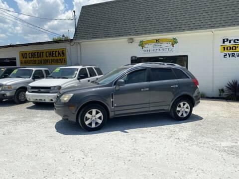 2008 Saturn Vue for sale at Klett Automotive Group in Saint Augustine FL