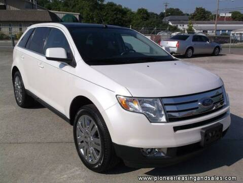 2010 Ford Edge for sale at PIONEER AUTO SALES LLC in Cleveland TN
