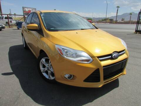 2012 Ford Focus for sale at Best Auto Buy in Las Vegas NV