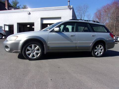 2006 Subaru Outback for sale at Mark's Discount Truck & Auto Sales in Londonderry NH