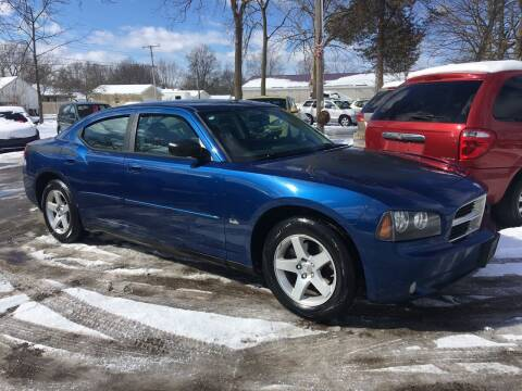2009 Dodge Charger for sale at Antique Motors in Plymouth IN