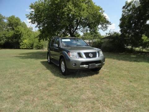2009 Nissan Pathfinder for sale at Vamos-Motorplex in Lewisville TX