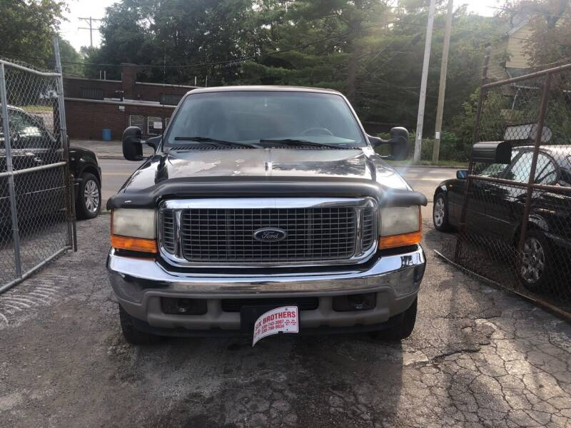 2000 Ford Excursion for sale at Six Brothers Auto Sales in Youngstown OH