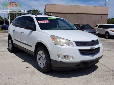2010 Chevrolet Traverse for sale at GATOR'S IMPORT SUPERSTORE in Melbourne FL