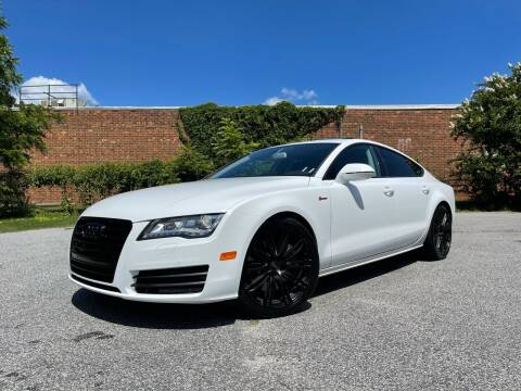 2012 Audi A7 for sale at RoadLink Auto Sales in Greensboro NC