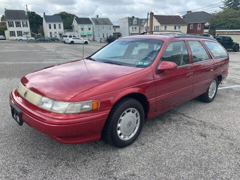 1994 Mercury Sable for sale at On The Circuit Cars & Trucks in York PA