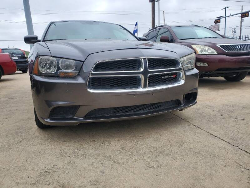 2014 Dodge Charger for sale at SP Enterprise Autos in Garland TX