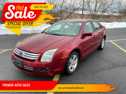 2006 Ford Fusion for sale at PREMIER AUTO SALES in Martinsburg WV