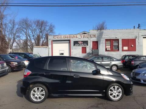 2009 Honda Fit for sale at Dan's Auto Sales and Repair LLC in East Hartford CT