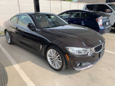 2015 BMW 4 Series for sale at Excellence Auto Direct in Euless TX