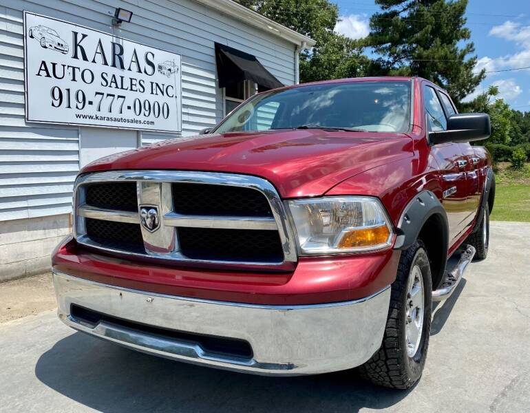 2011 RAM Ram Pickup 1500 for sale at Karas Auto Sales Inc. in Sanford NC