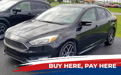 2015 Ford Focus for sale at Lancaster Auto Detail & Auto Sales in Lancaster PA