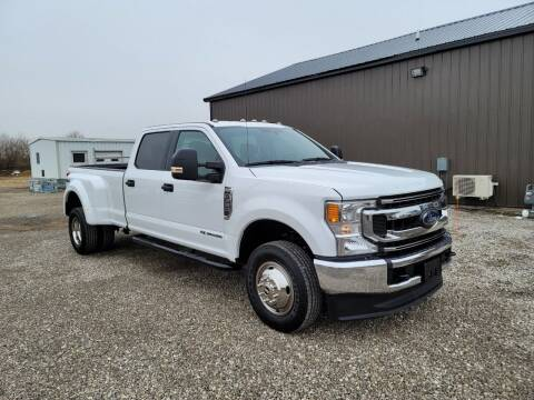 2020 Ford F-350 Super Duty for sale at J & S Auto Sales in Blissfield MI