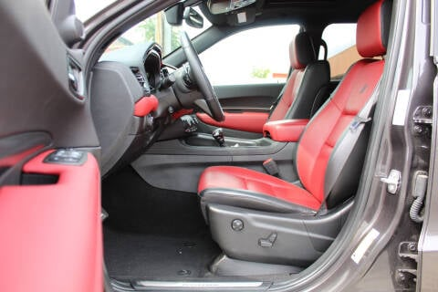2021 Dodge Durango for sale at MIKEY AUTO INC in Hollis NY