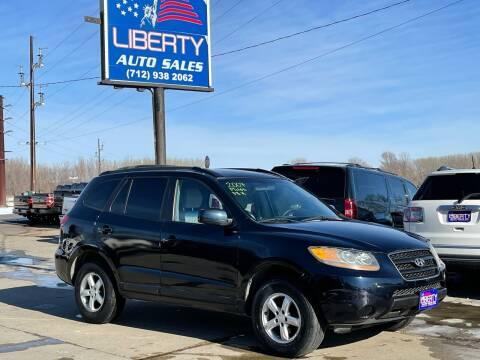 2007 Hyundai Santa Fe for sale at Liberty Auto Sales in Merrill IA