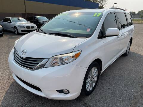 2013 Toyota Sienna for sale at M.A.S.S. Motors - MASS MOTORS in Boise ID