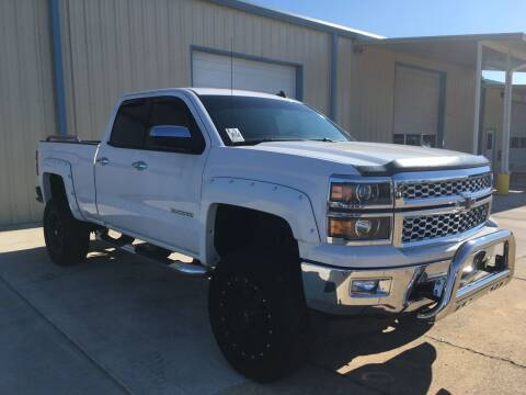 2014 Chevrolet Silverado 1500 for sale at D. C.  Autos in Huntsville AL